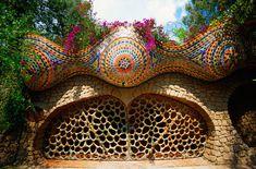 Organic Architecture by Javier Senosiain.