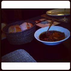 Entrantes (1.1) pipirrana #casarural #restaurante #elseque #pinoso @cuinapinos comida buena compañía cc @Inma Far Ballester @cristinarv2 @Jesús Martínez Giménez @Francisco Torreblanca (@fransinaia) @pepevaliente @francesfotograf @majo_ferri +++