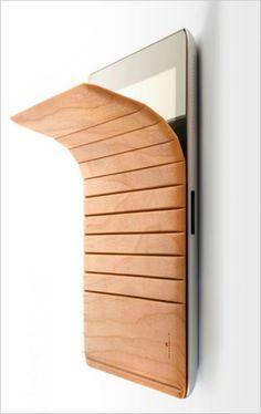 Eco Friendly Wood Ipad Case