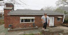 Couple Discovers Abandoned Miniature Brick House On Their Property, Then They Learn The Truth…