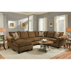Found it at Wayfair - Edgar Sectional