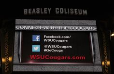 Connect with the Cougars!    Facebook: https://www.facebook.com/WSUCougars    Twitter:  https://twitter.com/WSUCougars    Go Cougs!