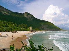 Rio de Janiero - Prainha Beach