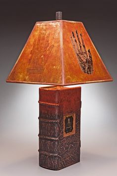 Attractive Author Table Lamp | Literary Accessories | Pinterest | Book Furniture, Floor  Texture And Book Lamp