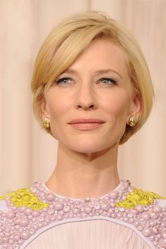 Cate Blanchett, eternal Lady Galadriel