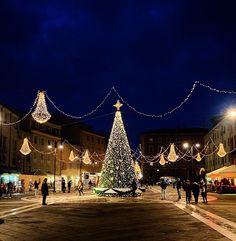 #Rimini #Natale - Instagram by katerina_k_italy