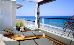 Ein Haus direkt am Meer, das wäre fantastisch, vor allem wenn es noch so toll gebaut ist wie diese Beispiele.