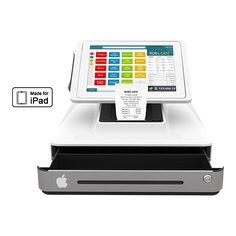 Datio Point of Sale Base Station and Cash Register for iPad with Point of Sale ( POS ) Software