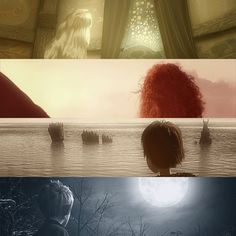 jack,Rapunzel, Merida, and Hiccup - The Big Four Photo.