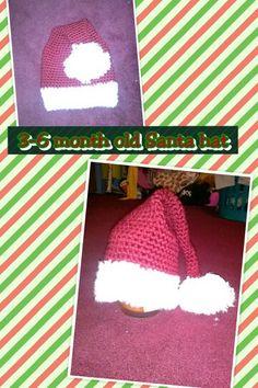 My First Santa Hat