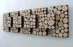 Rustic+Modern+Wall+Art+Wood+Sculpture+by+ModernRusticArt+on+Etsy,+$325.00