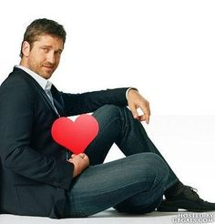 Gerard Butler - What I want for Valentines
