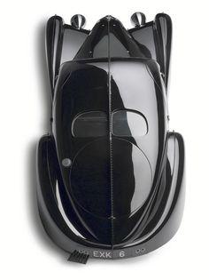 1935Bugatti Type 57S Atlantic Coupe