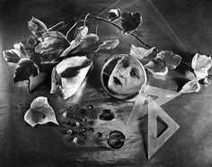Grete Stern, self-portrait 1943