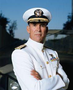 Admiral A. J. Chegwidden - JAG.  Photo of JAG for fans of JAG.