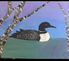 Bird Paintings On Canvas, Animals, Animales, Animaux, Animal, Animais