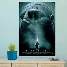 Póster adhesivo Alien Prometheus - VINILOS DECORATIVOS Blues Brothers, Indiana Jones, Pulp Fiction, Movies, Movie Posters, Tv Series, Adhesive, Vinyls, Art