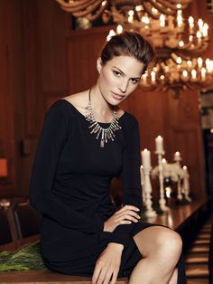 Get Glam: Ann Taylor Holiday 2013 Events Collection