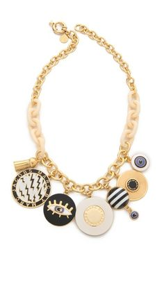 Marc by Marc Jacobs Dynamite Charm Necklace