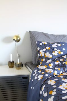 muotoseikka\ Marimekon Lumimarja Marimekko, Decoration, Comforters, Nest, Interior Decorating, Feather, Fire, Blanket, Landscape