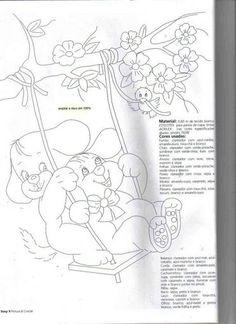 PInturas em Tecido - revistas - Sheila Artesanatos Manuais - Álbuns da web do…