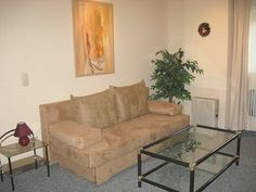 Munich apartment rental - Living and sleeping room