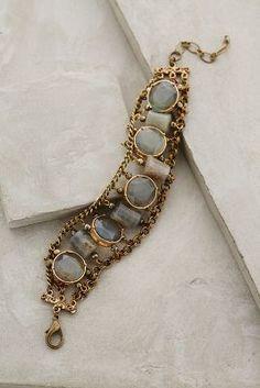 Anthropologie Elemental Bracelet  #anthrofave #anthropologie
