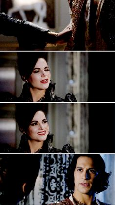 Evil Queen and Aladdin - 6*10 ~ Wish You Were Here