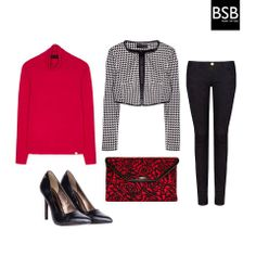 """#mix_and_match some of the hottest #BSB_items for an """"oh - so - stylish"""" look."""