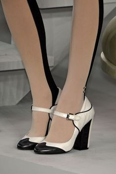 Chanel Fall 2008 Shoes