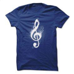 Treble Clef Glowing Music T Shirts, Hoodies, Sweatshirts - #design t shirts #crew neck sweatshirts. BUY NOW => https://www.sunfrog.com/Music/Treble-Clef-Glowing-Music.html?60505