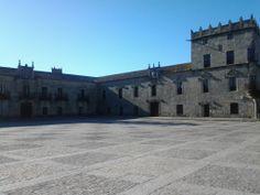 El pazo de Fefiñanes, en Cambados (Pontevedra)