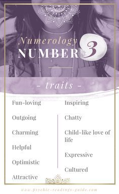 The numerology number 3 is full of heart-melty charm! Read number 3 traits, love matches and more here. Numerology Calculation, Numerology Numbers, Astrology Numerology, Numerology Chart, Horoscope Love Matches, Expression Number, Life Path Number, Life Path 3, Number Meanings