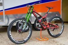 Intense M16 Carbon - sworkdemo8's Bike Check - Vital MTB