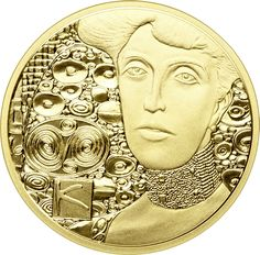 ADELE BLOCH-BAUER - 50 EURO GOLD COIN