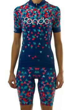 Disco womens kit - Fondo