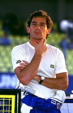 "Ayrton Senna, after more than 20 years still glad a got the ""s"" tattoo ❤️ Formula 1, San Marino Grand Prix, Mercedez Benz, Michael Schumacher, F1 Drivers, F1 Racing, Drag Racing, Perfect Man, First World"