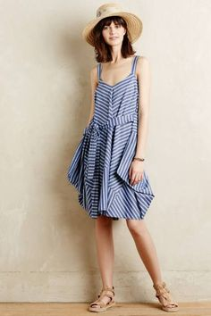 Settimia Dress by Holding Horses #anthrofave #anthropologie