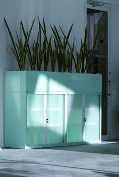 Carina planter box. Love the color!