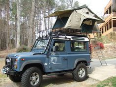 Post Pics of your Defender - Page 5 - Expedition Portal Land Rover Defender 110, Defender 90, 4x4, Coventry, Adventure Campers, International Scout, Range Rover Classic, Cars Land, Motorcycle Camping