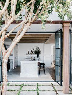 Beach Bungalow Transformed into Family Home in Palm Beach [Sydney]   Trendland