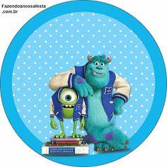 Kit Imptimible GRATIS Monsters University