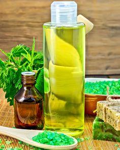 Shampoo zum selber machen, ein einfaches Rezept zur natürlichen Haarpflege - Brennnessel Shampoo für normales Haar ...