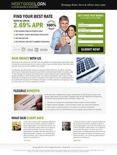 divorce lawyer mini landing page design lead generation pinterest lawyer