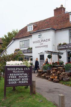 The Woolpack Inn, Warehorne, Kent