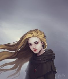 aurienne by chiiku.deviantart.com on @deviantART Celaena...except the eye colour, of course