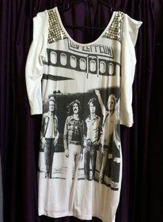 Led Zeppelin dress - ebay