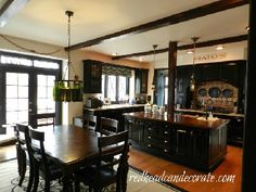 Share Photos : Decorating:DIY Kitchen Makeover #kitchen #decor #diy