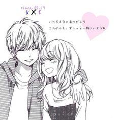 anime kiss sketch - Buscar con Google