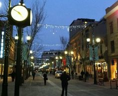 X Calgary, Street View, Canada